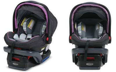 Graco : SnugRide Infant Car Seat JUST $112 (Reg : $220) + FREE Shipping!!