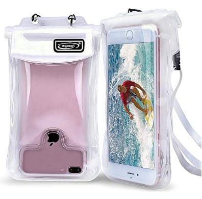 Universal Floating Waterproof Phone Pouch for $3.90 Shipped! (Reg. Price $12.99)