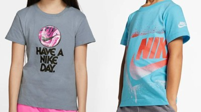 Nike Shoes, Apparel & Accessories for the Family From ONLY $7.98 + FREE Shipping!