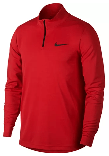 Macy's : Nike Men's Superset Quarter-Zip Training Top Just $20 (Reg : $40)