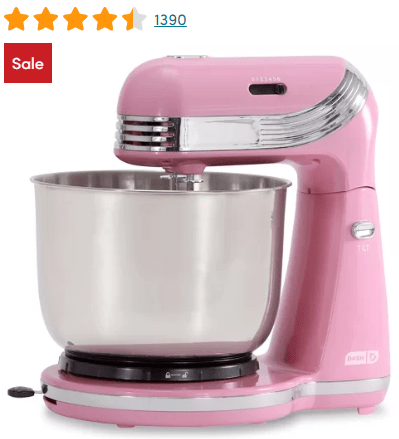 Wayfair : 6 Speed 2.5 Qt. Stand Mixer Just 32.35 (Reg $69.99)