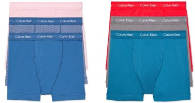 Calvin Klein Men's Boxer Briefs 3-Pack For ONLY $24.99 at Macy's (Regularly $42.50)