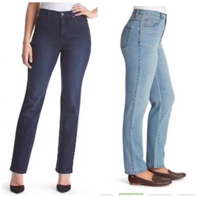 Classic High Waisted Tapered Jeans for $27.18 (reg: $40 each)