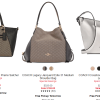 Macy's : Coach Hand Bag Sale!!