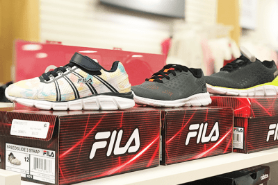 FILA Sneakers and Backpacks Up to 80% Off at Kohl's – Starting at ONLY $7.99 Each!