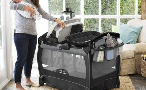 Graco Pack 'n Play Playard with Rocker for ONLY $169.99 + FREE Shipping (Reg $250)