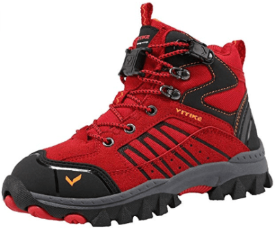 Amazon : Kid's Hiking Boots Just $18.49 W/Code (Reg : $36.99) (As of 9/16/2019 8.18 PM CDT)