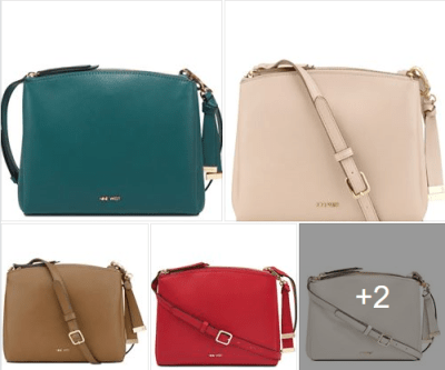 Macy's : Levona Crossbody Just $33.04 W/Code (Reg $59)