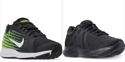 Macy's : NIKE Boys/ Men Running Shoes Just $25 (Reg $57.99-59.99)