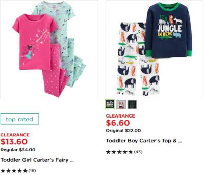 Kohl's : PAJAMA'S For Family Sale!!
