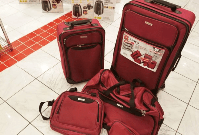 Tag Springfield III 5-Piece Luggage Sets for ONLY $69.99 at Macy's (Regularly $240)