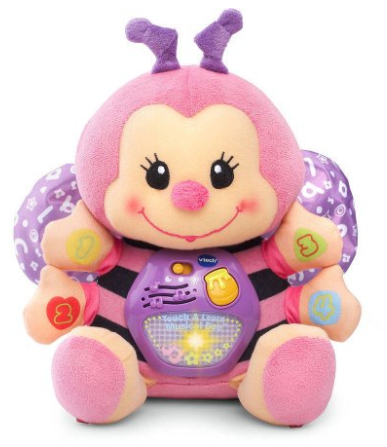 Walmart : VTech Touch & Learn Musical Bee Pink Just $14.99 (Reg : $34.99)