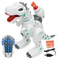 Amazon : Wireless Remote Control Robot Dinosaur Interactive Just $12.99 W/Code (Reg : $44.99) (As of 9/18/2019 11.06 AM CDT)