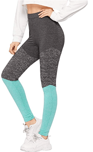 Amazon : Women's Yoga Soft Striped Tape Side Elastic Waist Slimming Leggings Just $4.99 W/Code (Reg : $19.96) (As of 9/16/2019 10.05 PM CDT)