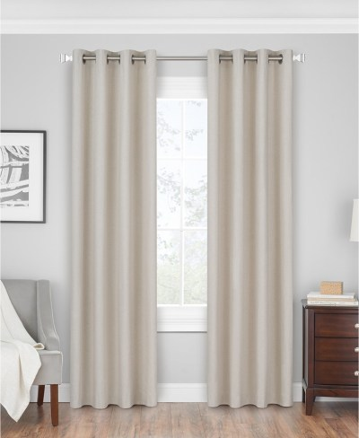 Hudson Hill Linden Grommet Window Panels for $9.99 (Reg $58.00)