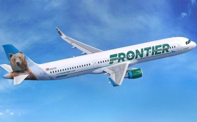 Frontier Airlines One-Way Flights ONLY $20 – Through Tomorrow September 16th!