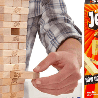 Hasbro Jenga Games Starting at ONLY $3.98 at Amazon, Target, and Walmart (Reg $11)