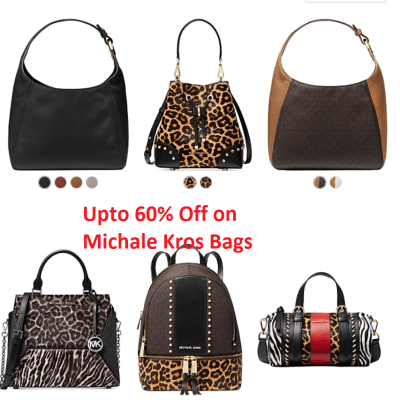 Upto 60% Off on Michale Kors Bags at Macy's