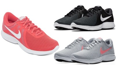 JCPenney : Nike Women's & Men's Revolution 4 Running Shoes Just $39.99 (Reg : $60)