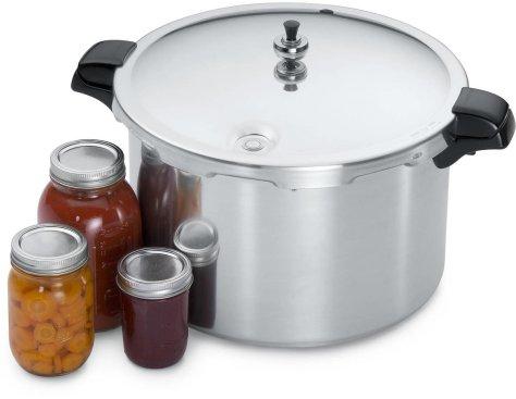 Presto 16-Quart Pressure Canner and Cooker for $39 (reg: $64.97)