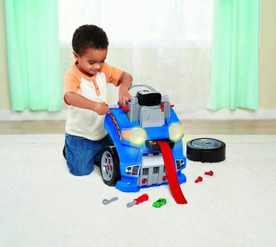 Kid Connection Car Engine And Race Track Set for $4.99 (Price Glitch ??)