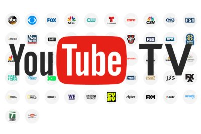 YouTube Live TV Streaming: Free