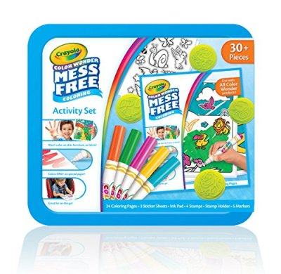 Amazon : Crayola Color Wonder Mess Free Coloring Activity Set Just $10.13 (Reg : $16.49) (As of 10/20/2019 8.21 PM CDT)