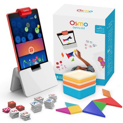 Amazon : Genius Kit for Fire Tablet - 5 Hands-On Learning Games Just $73.99 W/Code (Reg : $99.99) (As of 10/22/2019 9.30 PM CDT)