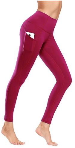 Amazon : High Waist Yoga Pants Just $8.44 - $10.94 W/Code (Reg : $16.88 - $21.88) (As of 10/12/2019 6.40 PM CDT)