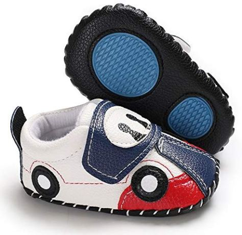 Infant Baby Boy's Shoes for $5.20 w/code