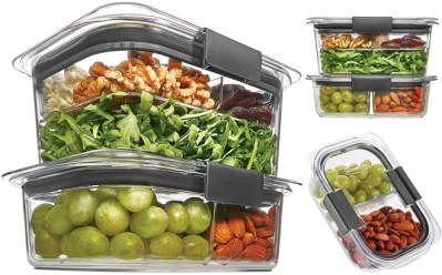 Rubbermaid Lunch Salad 9-Piece Set for ONLY $17.49 at Macy's (Reg $36)