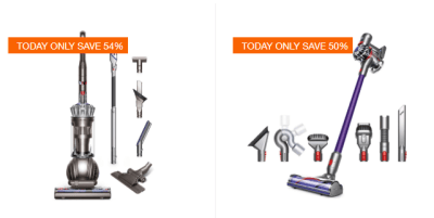 Home Depot : Dyson V7 Motorhead Extra Cordless Stick Vacuum Cleaner $199!!