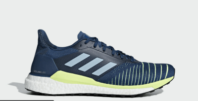 Adidas Men's Solar Glide Shoes ONLY $37.49 + FREE Shipping (Regularly $140)