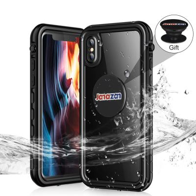 Amazon : iPhone Xs Max Waterproof Case Just $8.98 W/Code + 5% Off COUPON (Reg : $36.99) (As of 10/17/2019 7 PM CDT)