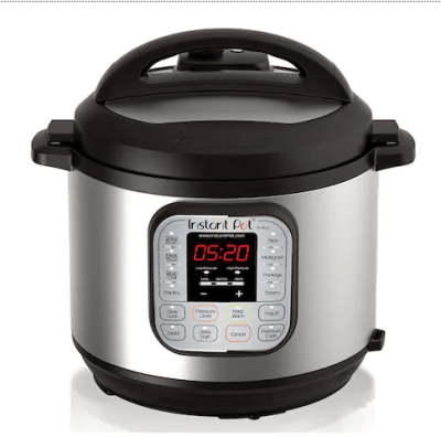 Instant Pot Duo 7-in-1 Programmable Pressure Cooker for just $40 with stacking coupons at Kohl's
