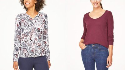 Up To 60% Off Women's Apparel at Loft – Starting at ONLY $11.69