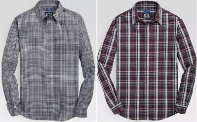 Men's Shirts Starting at ONLY $9 + FREE Shipping at Men's Wearhouse (Regularly $60)