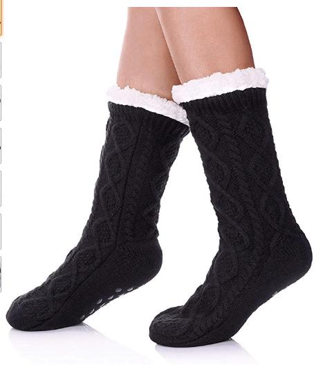 Slipper Socks for Women for $4.99 w/code