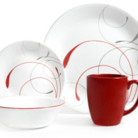 Walmart : 16-Piece Dinnerware Set Just $28.77 (Reg : $46.69)