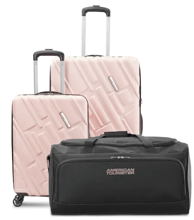 American Tourister Spinner Luggage Set ONLY $79.99 (Reg $400) – NEW Lower Price!