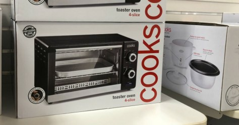 Cooks Small Appliances & Cookware Only $7.99 After JCPenney Mail-In Rebate (Regularly $30+)