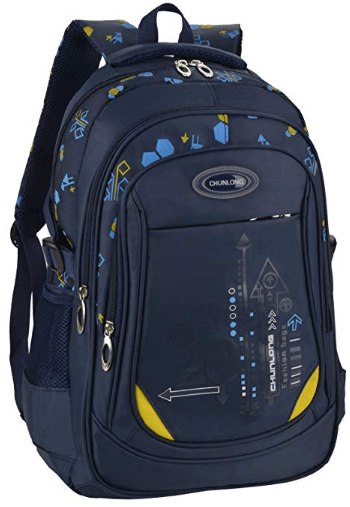 Amazon : Fanspack Boys Backpack Just $8.10 W/Code (Reg : $26.99 ) (As of 11/24/2019 2.27 PM CST)