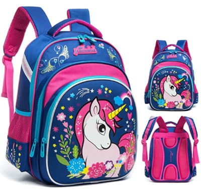 Amazon : Girls Students Polyester School Backpack Just $14.99 W/Code (Reg : $29.99) (As of 11/11/2019 12.07 PM CST)