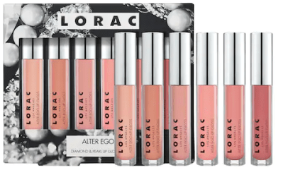 Kohl's : 6 Full Set LORAC Alter Ego Diamond & Pearl Lip Gloss Set Just $12.50!