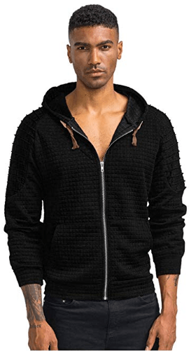 Amazon : Men Warm Hooded Sweatshirt Just $3.99-13.99 W/Code + 10% Off Coupon (Reg : $66.60) (As of 11/13/2019 10.25 AM CST)