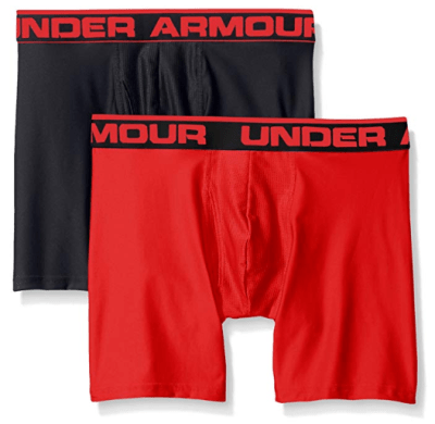 Amazon : O Series 6'' BoxerJock 2 PK Boxer Briefs Just $7.50 (Reg : $35) (As of 11/18/2019 11.45 AM CST)