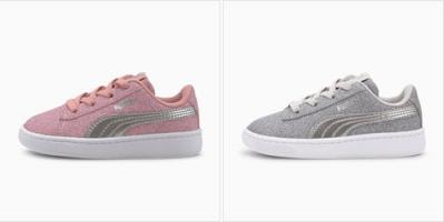 Puma : Vikky v2 Glitz AC Sneakers INF Just $$17.49 W/Code (Reg $35)