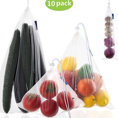 Amazon : Reusable Mesh Produce Bags,4 Size Just $4.80 W/Code (Reg : $11.99) (As of 11/11/2019 9.35 AM CST)