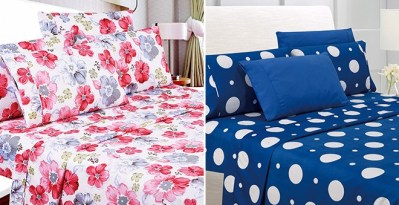 Zulily : up to 75% off Savings on 6-Piece Sheet Sets !!
