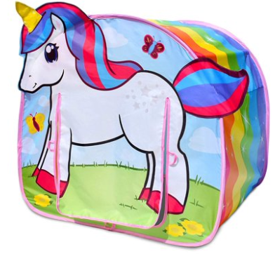 Walmart : Sunny Days Unicorn Tent Just $6.99 (Reg : $14.88)